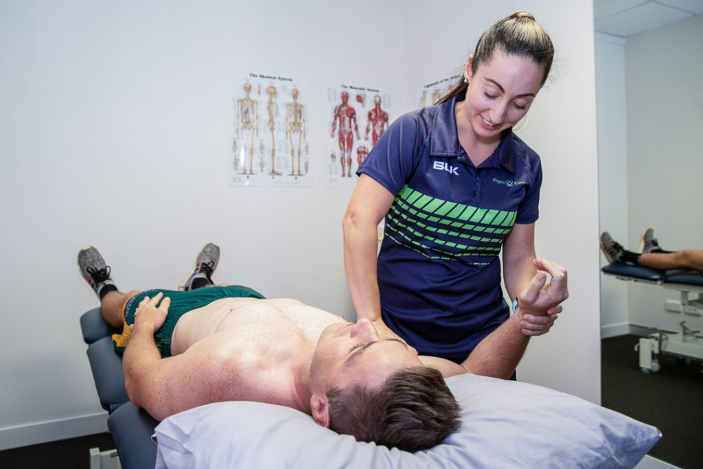 why use a physiotherapist