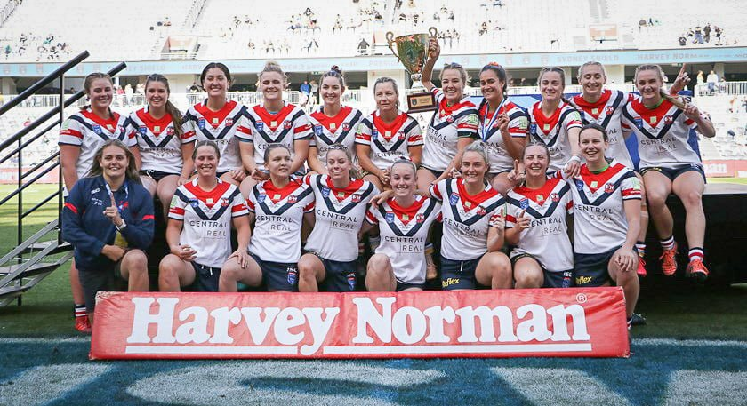 Central Coast Roosters Team 2020